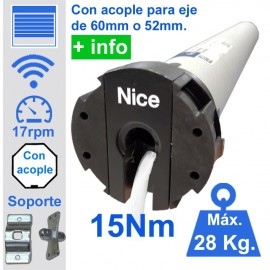 Motor Nice Era Fit 1517 para persianas